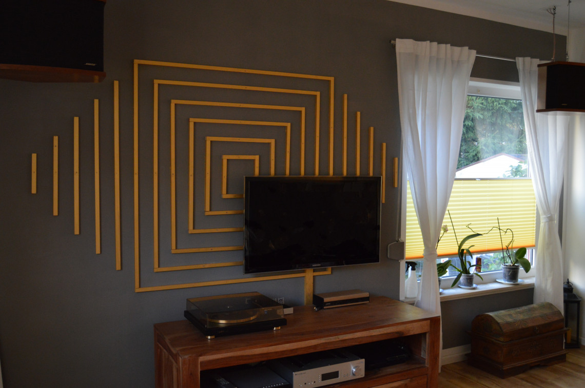 Fernseher Fernseher An Der Wand Zuhause Entdecken